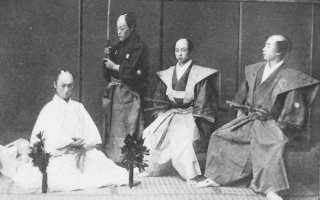 Харакири и сеппуку — чем отличаются, специальный нож Кусунгобу, девушки, делающие ритуальное самоубийство, соответствие кодексу самураев Бусидо