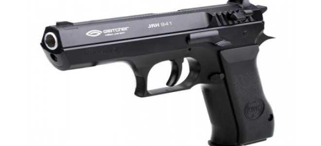 Обзор пневматического пистолета Gletcher JRH 941: технические характеристики, устройство, апгрейд, фото и видео