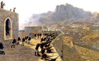 Оборона Баязета: правда и вымысел