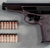 Пистолет СР-1 Гюрза и СР 1.М
