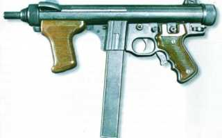 Пистолет — пулемет Беретта М12С (Beretta М-12 S)