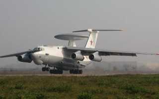 А-50 — самолет дальнего радиолокационного наблюдения, история и причины создания, ТТХ и оборудование, цели и задачи, боевое применение