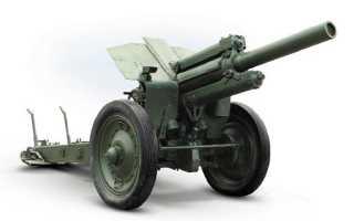 Детальные фото 122-мм гаубицы М-30