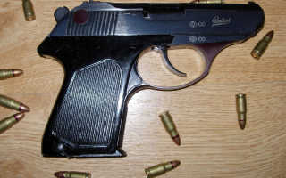 ПСМ, описание и тактико-технические характеристики, калибр патронов — 5,45 мм, размеры и скорострельность самозарядного малогабаритного пистолета