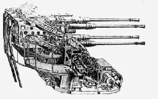 СМ-20-ЗИФ / ЗИФ-68 45 мм корабельная зенитная система. Детальные фото
