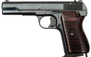 Пистолет ФЕГ Токаджипт 58 (FEG Tokagipt 58)