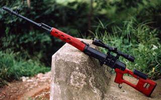 Пневматическая винтовка СВД (Драгунова): характеристики, модификации, цены