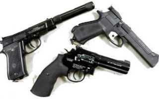 Может ли пневматический пистолет убить человека