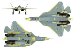 ПАК ФА, российский истребитель пятого поколения СУ-57, технические характеристики: скорость, вооружение и особенности конструкции
