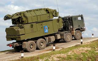 ЗРК ТОР, модификации М1, М2, М2У и М3, тактико-технические характеристики установки, мощность радиолокационной станции