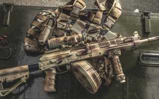 Обзор ручного пулемета Калашникова РПК
