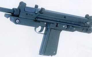 Пистолет — пулемет Pm-84 Glauberyt