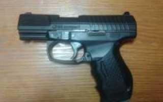 Пневматический пистолет Umarex Walther CP 99