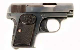 Карманный пистолет ФН Браунинг 1906 года (FN Browning 1906)