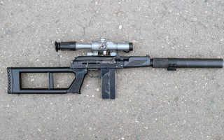 ВСК-94. Обзор, характеристики, фото.