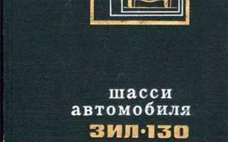 : «Автомобильный двигатель ЗИЛ-130» 1973 год