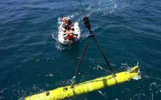 Новейший подводный робот «Галтель»