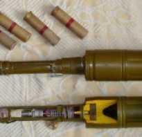 Граната РКГ-3 / РКГ-3Е / РКГ-3ЕМ / УПГ-8. Обзор, фото, характеристики.