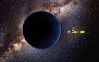 Нептун, планета с атмосферой, ее диаметр и масса, расстояние и цвет поверхности, интересные факты и краткое описание, история открытия