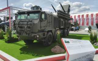 Противовоздушный «Панцирь» для российской армии. Эшелонированная система ПВО.