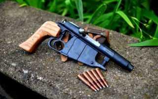 Пистолет из винтовки Мосина и еще 10 видов оружия, которое вызывает ступор или улыбку
