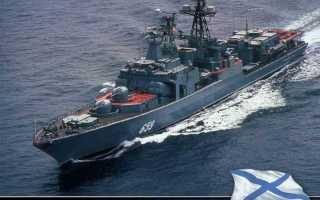 Проект 1155 Фрегат — большие противолодочные корабли, модернизация, ТТХ и вооружение, БПК: Адмиралы Трибуц, Харламов и Чабаненко