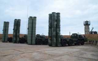 Зенитно-ракетная система С-500 «Прометей»