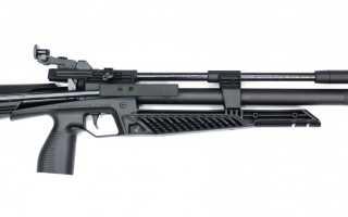 Обзор пневматической винтовки МР-553К