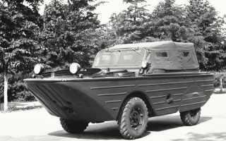 ГАЗ-46 / ГАЗ-011 / НАМИ-011 / МАВ . Описание, характеристики, история, фото, видео.