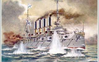 Император Николай провожает войска на войну.