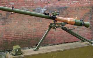 СПГ-9, описание и ТТХ станкового гранатомета, дальность стрельбы и калибр, устройство и руководство по использованию, количество выстрелов в минуту