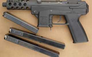 Пистолет Intratec TEC 9 / DC 9