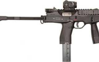 Пистолет — пулемет Штейер ТМП (Steyr TMP)