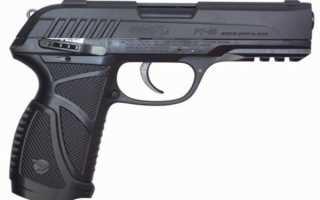 Пневматические пистолеты Gamo PT-85 Blowback Socom и Tactical: характеристики, устройство, видео