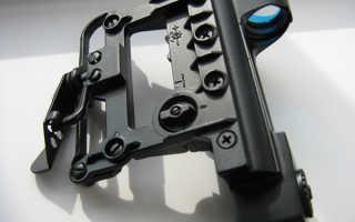 Коллиматорный прицел Кобра (ЭКП-1С-03, ЭКП-8-02, ЭКП 8-18): обзор, видео, цены, отзывы, фото, характеристики, крепление
