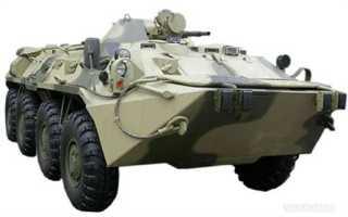 БТР 80, ТТХ и устройство бронетранспортера, описание вооружения и калибр пушки, технические характеристики различных модификаций модели