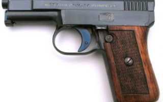 Пистолет Маузер обр. 1910 года (Mauser 1910)