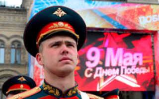 Воздушная часть Парада победы 2017 на Красной площади в Москве