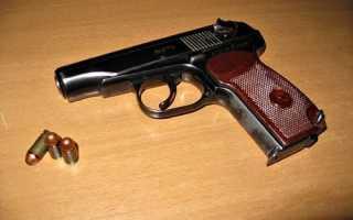 Сколько патронов в пистолете Макарова