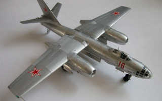 Ил-28 бомбардировщик: самолёт, характеристики (ттх), техническое описание, история создания, боевое применение