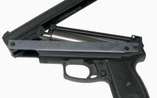 Пневматический пистолет Gamo AF-10: характеристики, апгрейд, видео