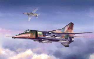 Истребитель-бомбардировщик МиГ-27: почему легендарный самолет получил прозвище «летающий балкон»