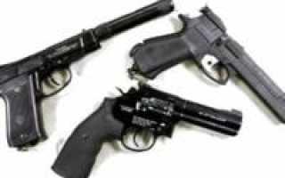Лучший пневматический пистолет для самообороны: выбор, мощность, рекомендации, сравнение с травматическим