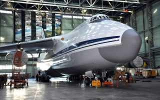 АН-124 Руслан, технические характеристики самолета: грузоподъемность, длина и размеры, взлет, полет и посадка, двигатель, кабина и крыло