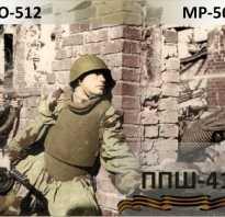 Обзор пневматических винтовок ППШ