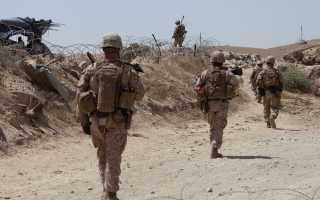 «Афганский милитари стайл» в ответ на русский рэп в Сирии