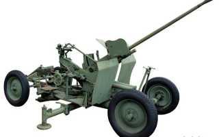 25-мм автоматическая пушка 72-К. Детальные фото.
