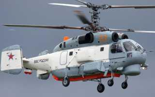 КА 27 вертолет, палубная боевая противолодочная машина, описание, ТТХ и вооружение, особенности конструкции и серийное производство