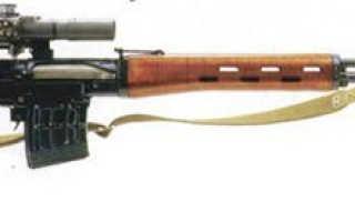 Страйкбольная винтовка: лучшая снайперская СВД для страйкбола, спринговое ружье