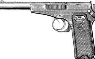 Пистолет Кампо Гиро (Сampo Giro)